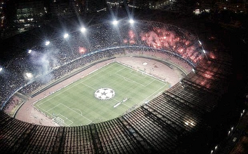 Napoli, la carica dei 55.000