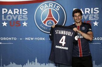 Stambouli signe à Paris jusqu'en 2020