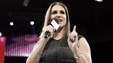¿Dónde está Stephanie McMahon?