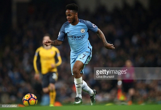 Pep Guardiola asks Raheem Sterling to be direct and clinical