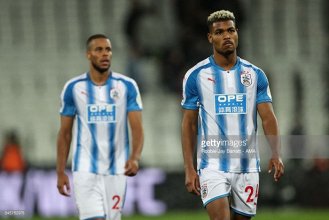 David Wagner hoping to have Steve Mounie available for Manchester United clash