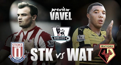 Stoke City - Watford Preview: Can the Potters make it four successive league wins?