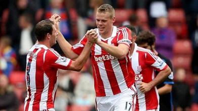 Stoke City 2-1 Crystal Palace - Match report