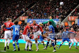 Stoke 3-0 Brighton (2011): Where are they now?