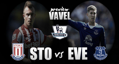 Stoke City - Everton Preview: Toffees look to build momentum after midweek win