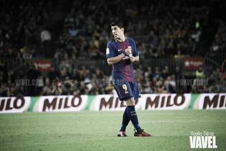 """Luis Suárez: """"No he tenido ansiedad"""""""