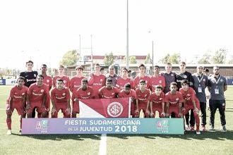 Sub-13 do Internacional conquista título invicto do Sul-Americano da Conmebol