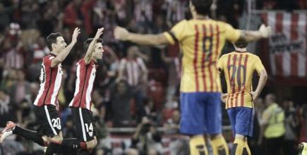 Supercoupe d'Espagne: Le Barça giflé à Bilbao