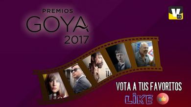 Vota a tus favoritos para Los Goya 2017