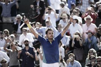 Roland Garros, Wawrinka si aggiudica la battaglia con Murray e torna in finale