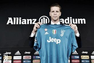 Szczęsny llega a la Juventus
