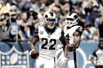 Los Rams no perdonan a unos Colts sin suerte