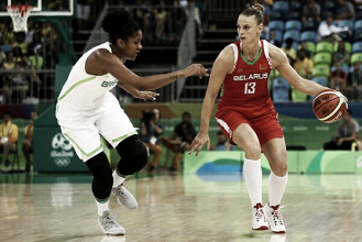 Rio 2016: Belarus defeats host Brazil in women's basketball