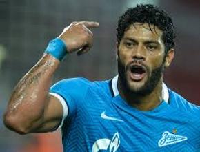 Mercato: Le Zenit laisse partir Hulk pour 55 millions d'Euros