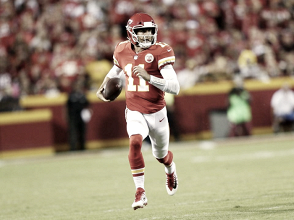 Alex Smith, el 'quarterback' en la sombra