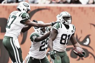 Los Jets ganan a unos Browns que se encaminan al 0-16