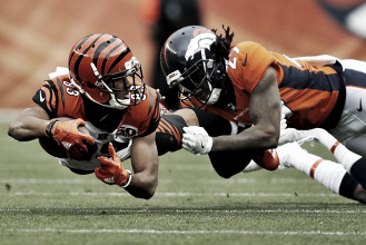 Bengals rompe maleficio en Mile High