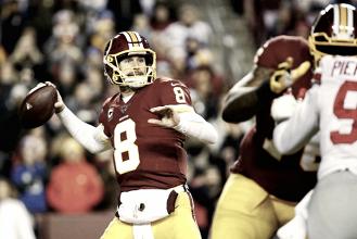 Redskins vence a los Giants en el Thursday Night Football