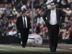 """Luis Fernando Tena: """"Dimos un muy buen partido en una cancha tan difícil"""""""
