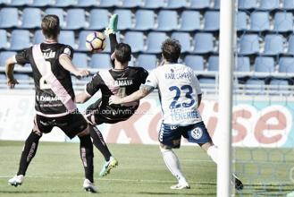 Tenerife vs Rayo Vallecano en vivo y en directo online en Segunda División 2017