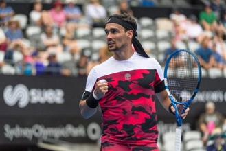 Australian Open 2018 - Fognini non sbaglia, batte Donskoy e vola al terzo turno