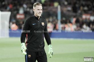 "Ter Stegen: ""Valverde nos hace ser mejores jugadores"""