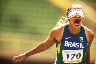 A história de Terezinha Guilhermina: a velocista cega mais rápida do mundo