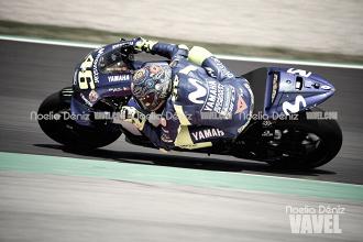 """MotoGP - Rossi: """"Buon feeling, le gomme sono un'incognita"""""""