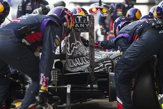 Testes em Barcelona - Dia 2: Ricciardo o mais veloz... mas por pouco