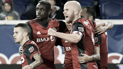 Toronto FC handle their business against the New York Red Bulls