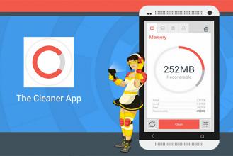 The Cleaner, el limpiador de Android que actúa a nivel global