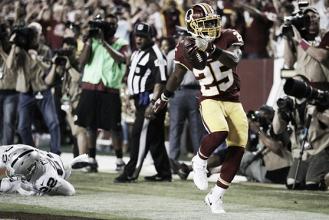 Monday Night Football: Kansas City Chiefs vs. Washington Redskins