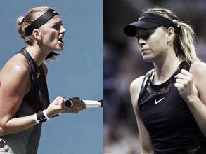 WTA Tianjin: Petra Kvitova and Maria Sharapova headlines entry list