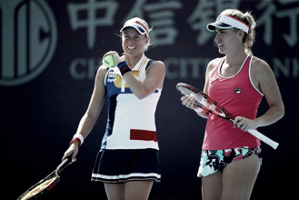 Timea Babos and Andrea Hlavackova fifth to qualify for the WTA Finals