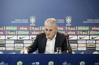 Com Cássio e Luan, Tite divulga lista de convocados da Seleção para Eliminatórias