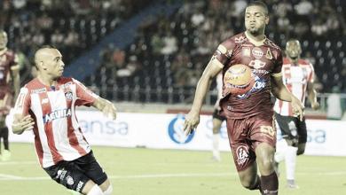 Deportes Tolima y Junior cedieron puntos en un encuentro 'picante'