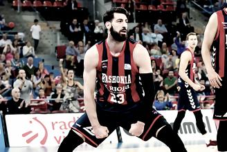 Baskonia es segundo tras vencer a Fuenlabrada