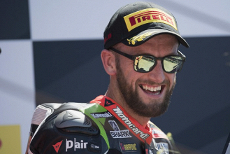 Superbike, Gp Usa - La pole è di Sykes