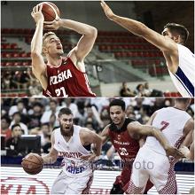 Los verdinegros Tomasz Gielo y Dominik Mavra, al Eurobasket