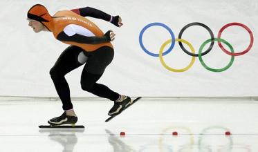 Patinage de vitesse : Kramer conserve sa place sur l'Olympe