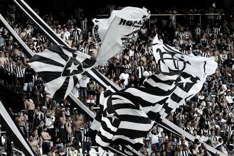 Torcida do Botafogo esgota ingressos para decisão contra Nacional-URU