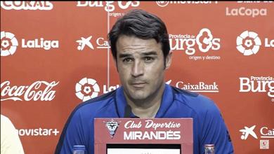 """Alberto Toril: """"Ha sido un partido muy igualado y estamos contentos con la victoria"""""""