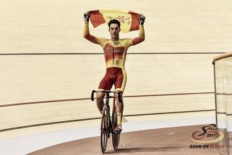 Albert Torres consigue el oro en el último sprint