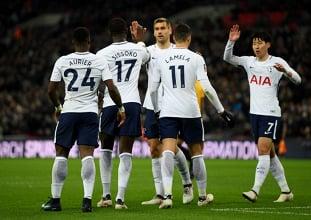 FA Cup - Tutto facile per il Tottenham, Newport battuto a Wembley