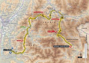 Tour de France 2017, 17° tappa: La Mure – Serre-Chevalier, primo esame alpino