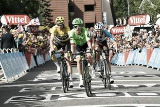 Resumen de la etapa 18 del Tour de Francia 2017: Barguil gana al ataque y Froome a la defensiva