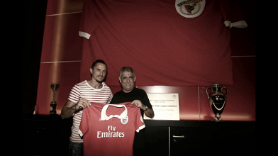 Benfica: Fejsa renova pelas águias