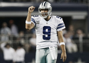 Tony Romo bids goodbye to his playing days in the NFL