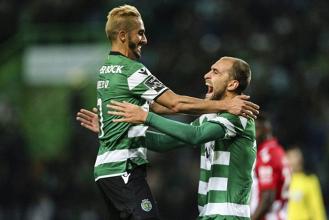 Crónica: Sporting x Desportivo das Aves