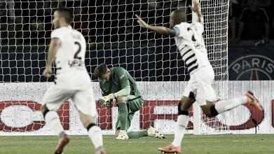 Paris, trop suffisant, perd deux points contre Bordeaux
